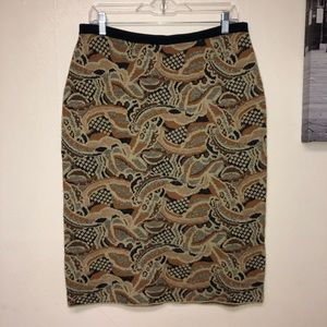 Sparrow Sweater Skirt (Anthropologie)